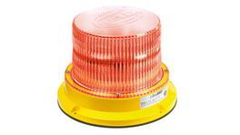 HELLA UltraRAY LED Rotating Beacon Red HM400RDIR