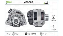 Valeo Alternator 12V 97A 439083