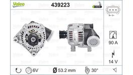 Valeo Alternator 439223