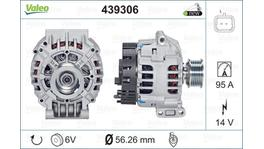 Valeo Alternator 439306