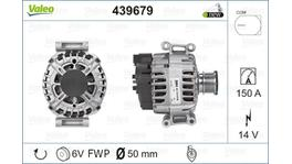 Valeo Alternator 439679
