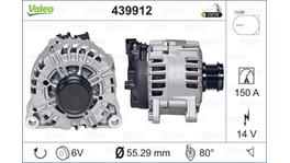 Valeo Alternator 439912