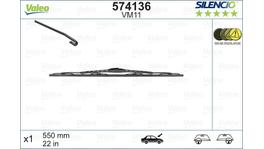 Valeo Silencio Wiper Blade 500mm VM11 574136