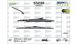 Valeo Silencio Wiper Blade Set Front VM201 574160
