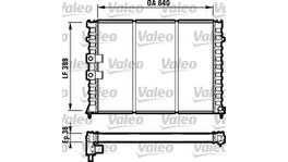 Valeo Radiator 731586