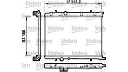 Valeo Radiator 732908