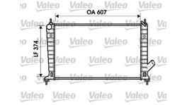 Valeo Radiator Manual 734714