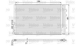 Valeo AC Condensor 814386