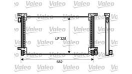 Valeo AC Condensor 818036