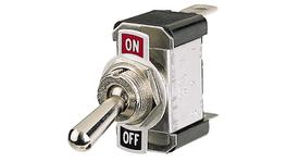Narva Toggle Switch On/Off With Tab 60060BL