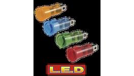 Narva LED Pilot Lamp 24V Red 62033BL 234442