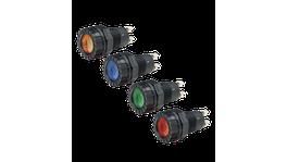 Narva Pilot Lamp 12V Green 62072BL 234453
