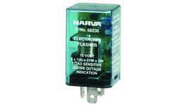Narva Flasher Electronic 12V 3 Pin 68236BL