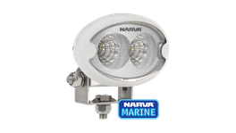 Narva LED Work Lamp Marine White 72446W 234482