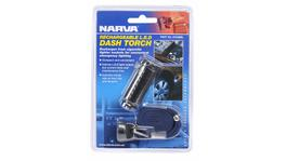 Narva Dash Torch LED Rechargeable 12V 81036BL 17388