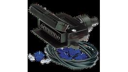 Narva 7 Pin Trailer Plug Flat Plastic 82045BL