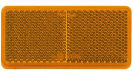 Narva Reflector 94mmx44mm Amber Self Adhesive 84051BL