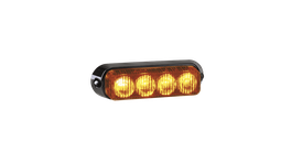 Narva LED Warning Lamp 12/24V Amber 85212A