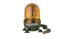 Narva Rotating Beacon Light Amber Magnetic 85411A