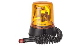 Narva Rotating Beacon Light 12/24V Amber 85658A