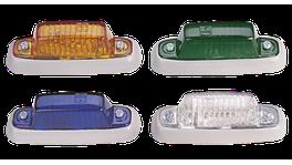 Narva Trailer Light Marker Red 85870BL