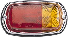 Narva Trailer Light Combination Red/Amber 86010BL