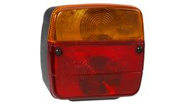 Narva Trailer Light Combination Red/Amber 86460BL