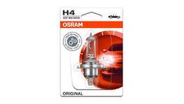 OSRAM H4 Globe 12V 60/55W Blister Pack