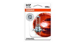OSRAM H7 Globe 12V 55W Blister Pack