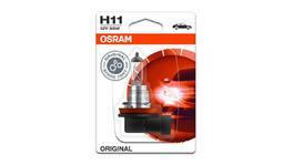 OSRAM H11 Globe 12V 55W Blister Pack