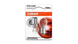 OSRAM Globe Bayonet 12V 21/4W 2 Pack