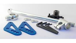 GFB 4001 Short Shifter Kit fits Subaru Impreza/WRX/STI MY97-07