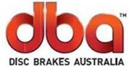 DBA Brake Rotor Rear Pair DBA2121