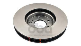 DBA Brake Rotor HD Front Pair DBA4963