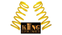 King Springs Coil Springs Lowered Rear KARL-07 882