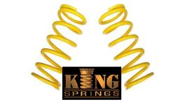 King Springs Coil Springs Lowered Rear KARL-14 897