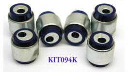 SuperPro Rear Complete Kit For Camber Adjustment Fits Honda KIT094K