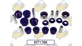 SuperPro F&R Enhancement Bush Kit Fits Suzuki KIT178K