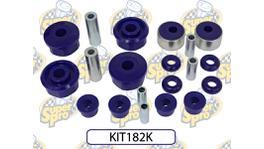SuperPro F&R Enhancement Bush Kit Fits Hyundai KIT182K 20421