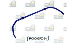 SuperPro Front 24mm HD Adjustable Swaybar Fits Suzuki RC0003FZ-24 44831
