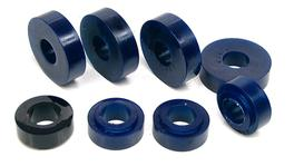 SuperPro Rear Differential To Crossmember To Chassis Mount Bush Kit Fits Chevrolet SPF0416K