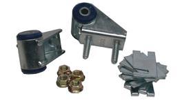 SuperPro Front Camber Caster Adjusting Kit Fits Ford SPF1001K