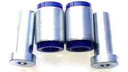 SuperPro Rear Control Arm Lower-Inner Bush Kit Fits Bmw SPF2422K 22230